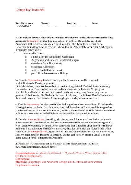 Erfreut Identifizieren Von Teilen Der Mittelschule Sprach ...