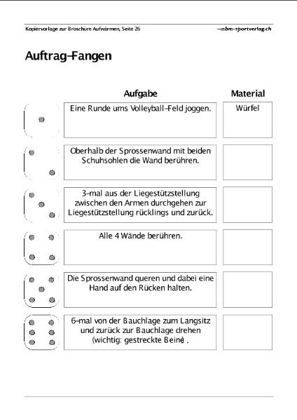 Gestalten - Musik - Bewegung / SchulArena.com Unterrichtsmaterial ...