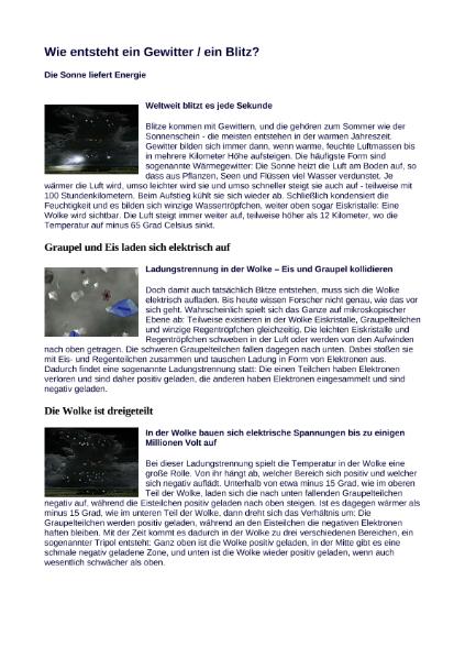 Natur - Mensch - Gesellschaft / Physik / SchulArena.com ...