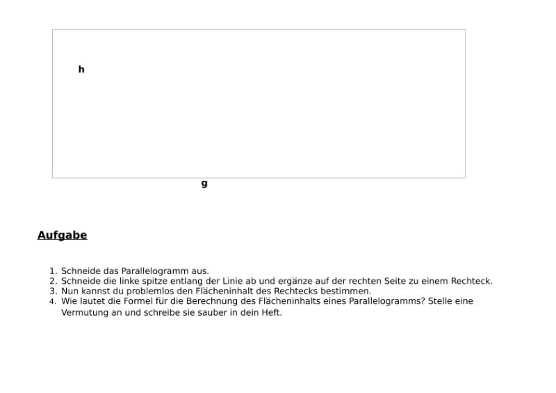 Mathematik / Geometrie / SchulArena.com Unterrichtsmaterial und ...