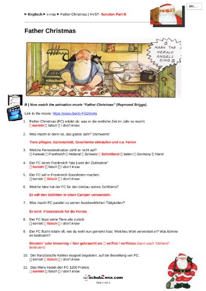 Sprachen / Englisch / Themen - Lehrmittel unabhängig / Spezielle ...