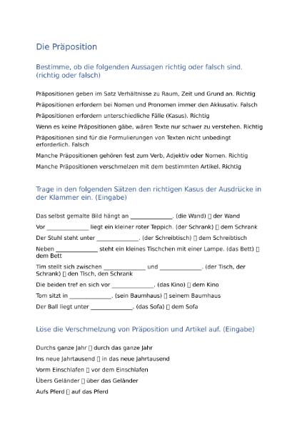 Wissenschecks Deutsch / Sprachen / Deutsch / SchulArena.com ...