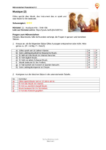 Sprachen / SchulArena.com Unterrichtsmaterial und Arbeitsblätter