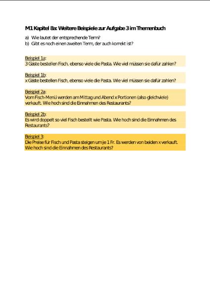 Großzügig Pre Algebra Textaufgaben Pdf Bilder - Gemischte Übungen ...